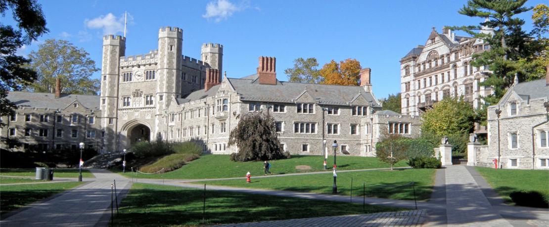 Die Princeton University ist die viertälteste Universität der USA und eine der angesehensten der Welt. Protectosil® CHEM-TRETE® 40 VOC schützt die aus Sandstein errichtete Nassau Hall.