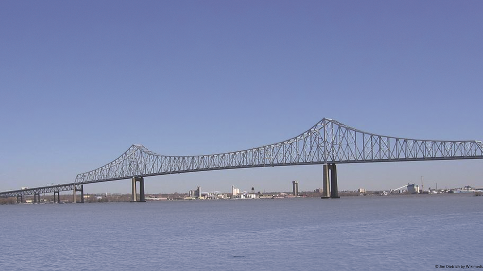 Commodore Barry Bridge, New Jersey, USA