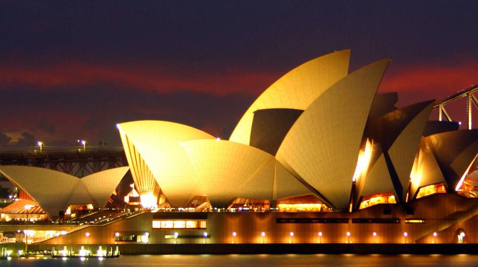オーストラリアのシドニー・オペラハウス
