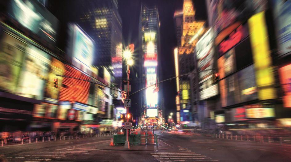 タイムズスクエア(ニューヨーク、アメリカ)