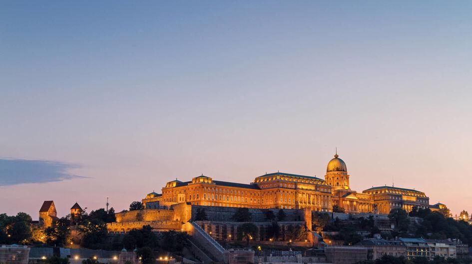 ブダペスト城(ハンガリー)
