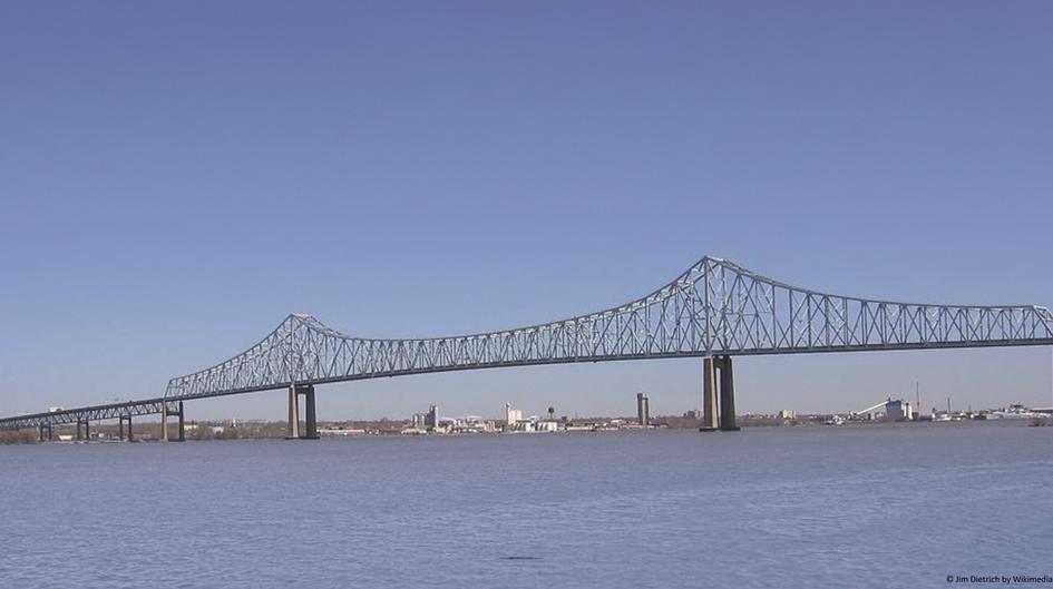 Protectosil® CITは、米国ペンシルバニア州にあるコモドール・バリー橋の9万qのコンクリートデッキを腐食から守ります。