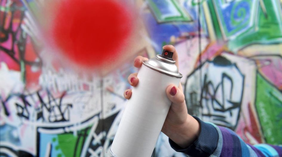 Prevention as well as removal of graffiti are done quickly, efficiently and cost-effectively with our Protectosil® products.