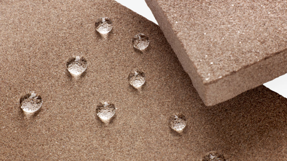 Water-repellency is an important measure to protect buildings against deterioration caused by the ingress of water and dissolved contaminants. Evonik's product range of Protectosil® water repellents includes solutions for almost every type of substrate such as concrete, brick, natural stone, splitblock, sand limestone, marble or granite.